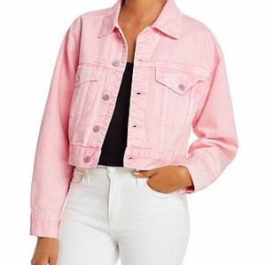 Blank NYC Cropped Denim Jacket